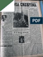 Romania Crestina anul III, nr. 48, 10 octombrie 1937