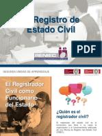 Registro Civil (RENIEC)