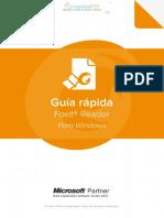 Guia Rapida - FoxIt Reader