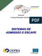 Colecção Formação Modular Automóvel SISTEMAS DE ADMISSÃO E ESCAPE. COMUNIDADE EUROPEIA Fundo Social Europeu.pdf
