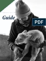 Sheep Care Guide 2017