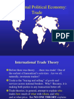Trade-Theory Who Trades With Whom