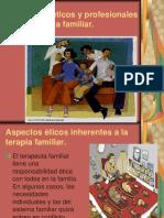 184623347 Aspectos Eticos y Profesionales en La Terapia Familiar
