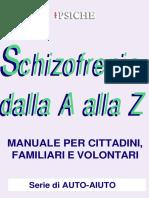 (Psichiatria) Schizofrenia Dalla a Alla Z