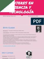 Sheila Puertas Rivera - Act. 16- Continuación -Proyecto AGUA-