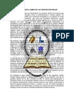 DESCUBRIMIENTOS EN EL CAMPO DE LAS CIENCIAS NATURALES.docx