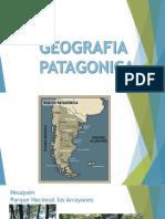 GEOGRAFIA PATAGONICA