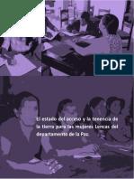Informe Tenencia de La Tierra_FINAL 10-12-18