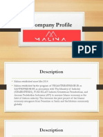 Company Profile Malina Konveksi Cirebon