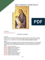 Acatistul Cuviosului Părintelui Nostru Stelian