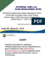 Materi 4 AMI Dan RTM