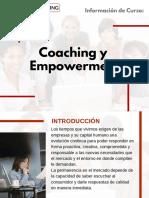 Curso Coaching y Empowerment