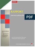 Audit Du Système d'Information - Les Normes (1)