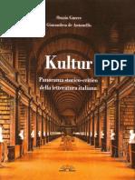 2007 Kultur Panorama storico della letteratura italiana Il Chiostro.pdf