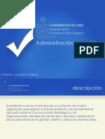Power point introducción Administración y gestión
