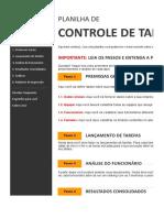 Controle de Tarefas 3.0 - Luz