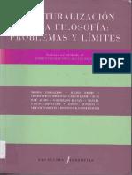Grimaltos Tobies - La naturalizacion de la filosofia.pdf