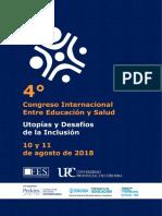 4 Congreso entre Educacion y Salud- utopias y desafios de la inclusion. Krawchik et al.pdf