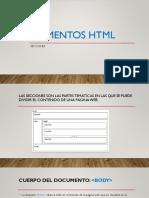 Elementos HTML Metadatos