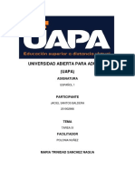 Tarea IX - Español I - Jaciel Santos Baldera.docx
