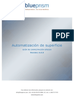 Surface Automation - Basic Training (ES)