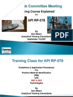 API PMI Training Course