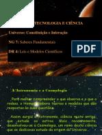1_Astronomia e Cosmologia