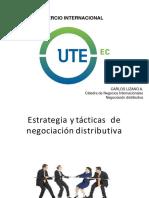 Negociación Distributiva