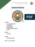 MANTENIMIENTOS.docx