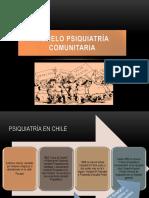 Clase 6 -Modelo de Psiquiatria Comunitaria (1)