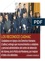 22-03-19 LOS RECONOCE CADHAC