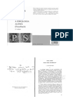 A Ideologia Alemã (Feuerbach)