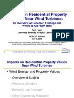 Webinar Neweep Property Values Hoen