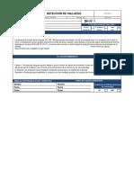 JCM-PSGI-01 Detección de Hallazgo Rev 0_Fundaciones BBA 162, 163, 164