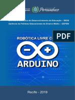Apostila Robótica Livre Com Arduino 2a Edição