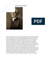 STEFAN GEORGE, POETA NEO-PLATÓNICO.docx