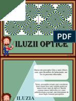iluzii optice ppt