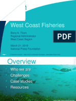 How the U.S. Regulates Fisheries
