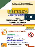 curso12 Prevencion y Proteccion Contra Incendios.ppt
