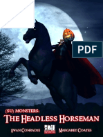 d20 the Le Games (Su) Monsters the Headless Horseman