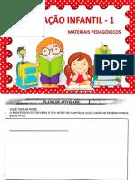 EDUCAÇÃO INFANTIL 1 - MATERIAIS PEDAGÓGICOS.pdf