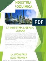 La Industria Petroquímica