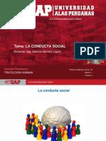 SEMANA 3 - LA CONDUCTA SOCIAL(1).ppt