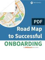 The Roadmap to Successful Onboarding