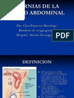 Hernias de La Pared