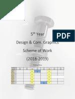 dcg scheme of work