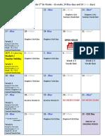 apush 2018-2019 instructional calendar