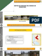 7.-Gestion de Riesgo de Desastres Munic La Unión