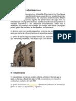 El romanticismo y churrigueresco.docx