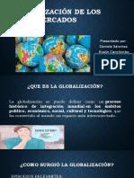 PRESENTACION GLOBALIZ